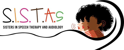 S.i.s.t.a.s in Speech Therapy & Audiology Logo